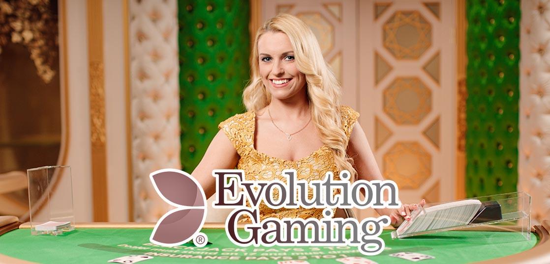 パイザカジノ Evolution